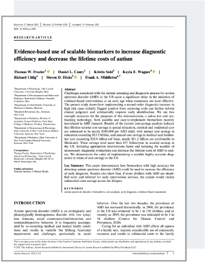 scalable-Biomarkers